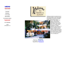 Holiday Hotel Saipan, NMI